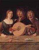 Ercole de' Roberti: Concert, c. 1490