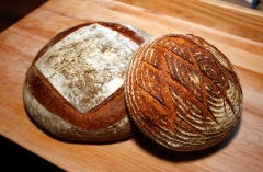 Sourdough_miche_&_boule