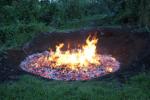 pit pyrolysis